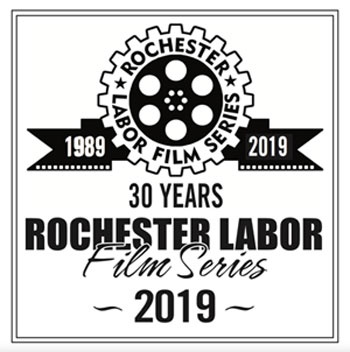 Labor Film Series 30 Years Banner